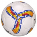 WHITE YELLOW SOCCER BALL ALL SIZES AVAILABLE