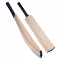 Hand Crafted English Willow Cricket Bat Fitted With Toe Guard Enlarged Spot Area 2.8 Lbs To 3.00 Lbs