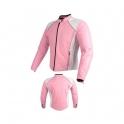 Women's Ladies Blazer Coat Leather Motorbike Jacket Designer Adjustable Fashion Protection