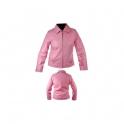 Women's Ladies Leather Blazer Coat Jacket Designer Adjustable Fashion Protection